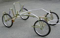 GOLDEN WAGON, Björkisvagnen för barmarksträning med 1-2 hundar