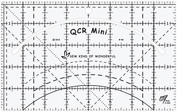 MINI Quick Curve Ruler