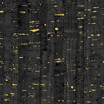 Cork Fabric Svart