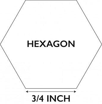 """Hexagoner 3/4"""""""