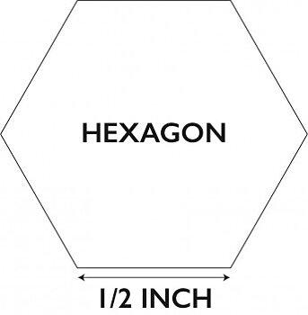 """Hexagoner ½"""""""