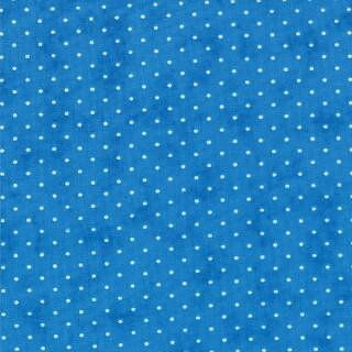 Moda Essential Dots Bright Sky  50 x 110 cm