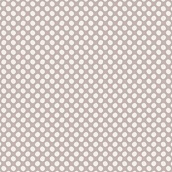 Tilda Classics Paint Dots Grå  50  x 110 cm