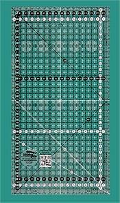 Linjal Creative Grids 31,5 x 16,5 Centimeter
