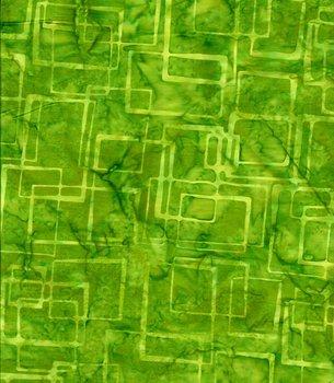 Batik Lime