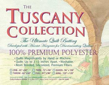 Hobbs Tuscany Polyester King