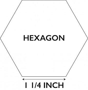 """Hexagoner 1 1/4"""""""