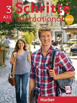 Schritte International Neu 3 Kursbuch+Arbeitsbuch+CD