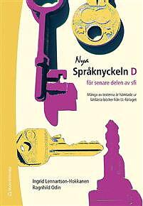 Nya Språknyckeln D för senare delen av sfi