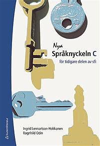 Nya Språknyckeln C för tidigare delen av sfi