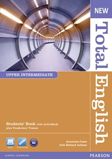 Total English Upper-Intermediate Student's Book with Active Book Pack