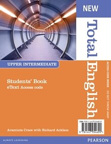 Total English Upper-Intermediate Student's eText