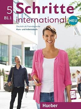 Schritte International Neu 5 Kursbuch+Arbeitsbuch+CD