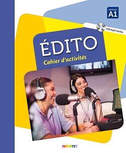 Edito niv.A1 - Cahier d'activités + CD mp3