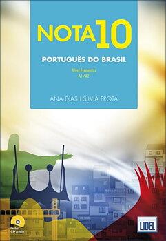 Nota 10 - Português do Brasil, bok+CD