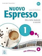 Nuovo Espresso 1, bok+DVD-ROM