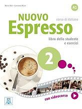 Nuovo Espresso 2, bok+DVD-ROM