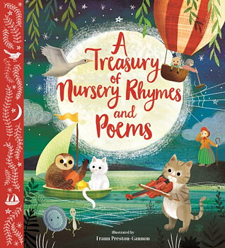 A Treasury Nursery Rhymes and Poems