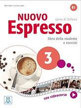 Nuovo Espresso 3, bok+DVD-ROM