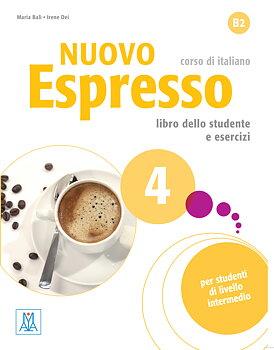 Nuovo Espresso 4, bok+CD