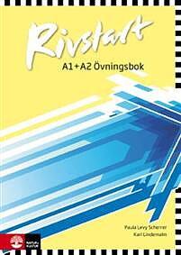 Rivstart A1-A2, övningsbok