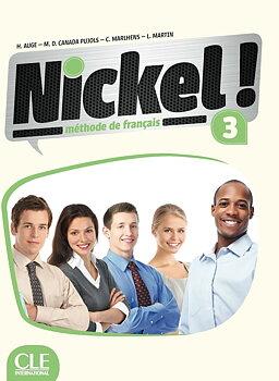 Nickel 3, livre de l'élève