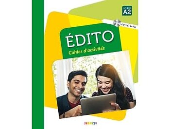 Edito niv. A2 - Cahier + CD mp3