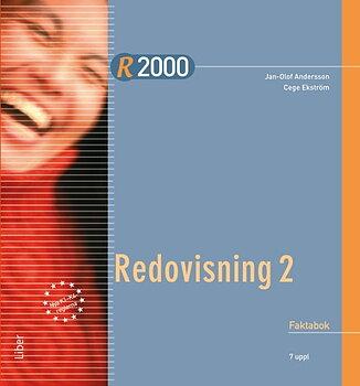 R2000 Redovisning 2, faktabok