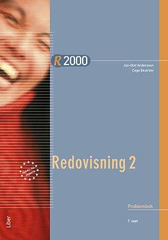 R2000 Redovisning 2, problembok