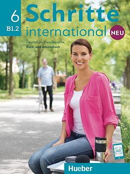 Schritte International Neu 6 Kursbuch+Arbeitsbuch+CD