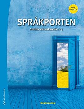 Språkporten 123, bok + digital del