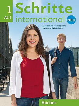 Schritte International Neu 1 Kursbuch+Arbeitsbuch+CD