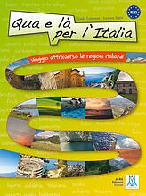 Qua e là per I'Italia, bok+ nedladdningsbart ljud