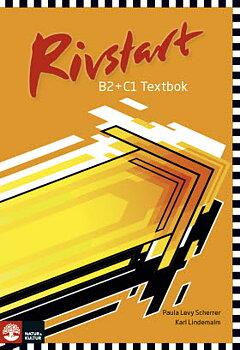 Rivstart B2+C1, textbok