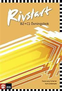 Rivstart B2+C1, övningsbok