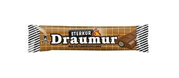 NY Sterkur Draumur  Ny i familjen isländsk godis !  Med en starkare smak. 50 g