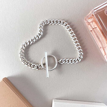 ROD CHUNKY CHAIN bracelet