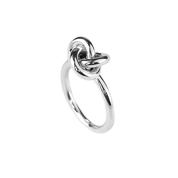 3 in One Knot ring