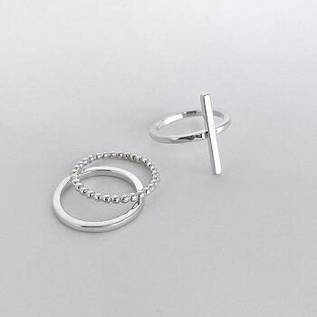 MILA COMBO ringar Rod+Amalia+Thin ring