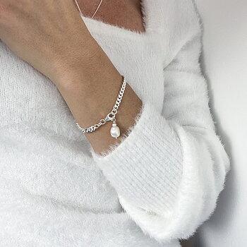 MILA PANSAR Barockpärla armband