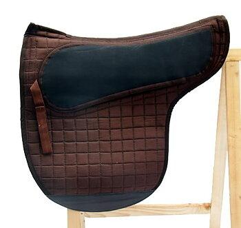 Specialpadd för bomlösa sadlar- Luxus