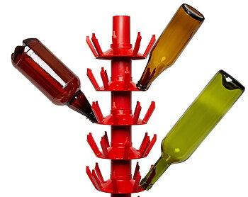 roterende flasketræ TVS, 45 flasker
