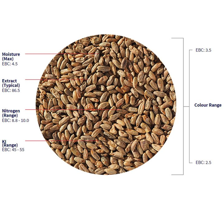 CC MOOR Seed Particles Naked Oats 20 kg - łuskany owies