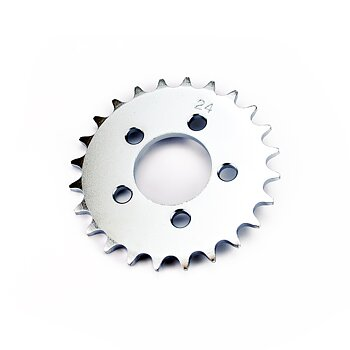 Rear sprocket Leleu 24T