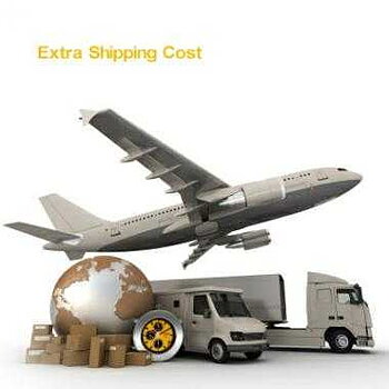 Extra shipping fee World 285 EUR