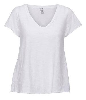 STAJL - T-Shirt - Vit