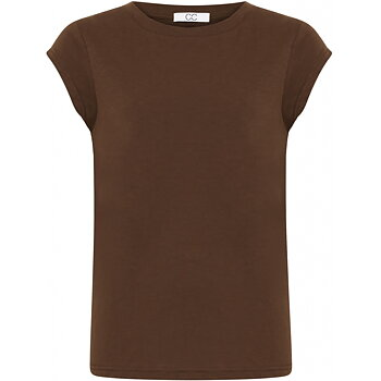 COSTER Copenhagen - KOM - B0017 - Basic Tee - Coffee