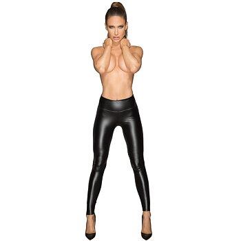 Svarta Leggings från varumärket Noir för kvinnor