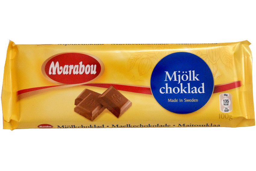 marabou choklad 100g