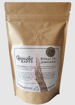 Qvarsebo Kaffe- Bönor för jämlikhet